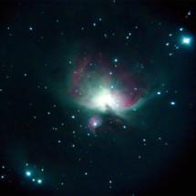 mlhovina M42