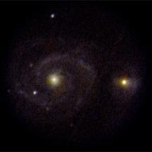 galaxie větrník